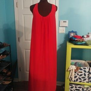 Red Lane Bryant Size 14/16 Dress!